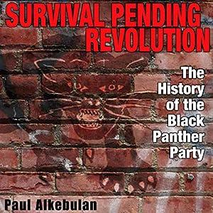 Survival Pending Revolution Audiobook