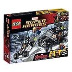 LEGO Superheroes Avengers Hydra Showdown