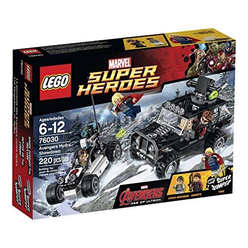 LEGO Superheroes Avengers Hydra Showdown (Lego Marvels compare prices)