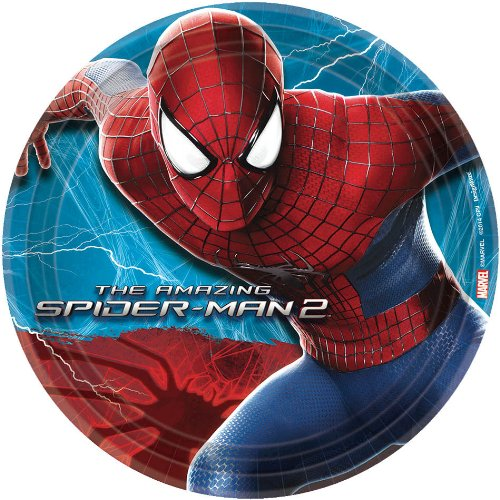The Amazing Spider-Man 2 Dessert Plates (8ct)