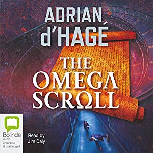 The Omega Scroll Hörbuch