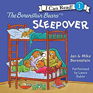 The Berenstain Bears' Sleepover Audiobook