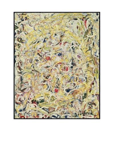 Jackson Pollock's Shimmering Substance, 1946 Giclée Print