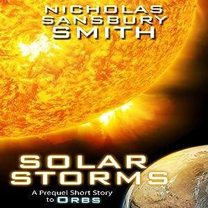 Solar Storms Audiobook