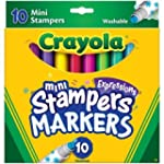 Crayola 10 Count Expressions Washable...