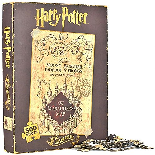 Jigsaw Puzzle 500 Pieces Harry Potter Ma
