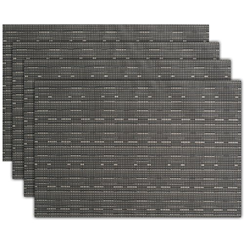 Mint-Cook-Best-Quality-Table-Placemat-Easy-to-Clean-Woven-Vinyl-Placemat-for-Heat-Protection-Set-of-4