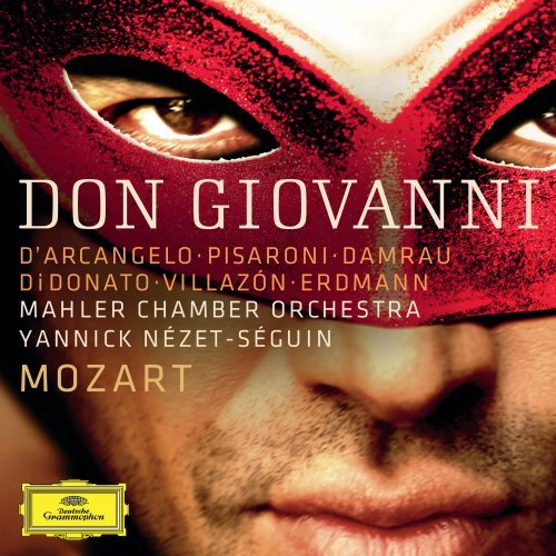 Don Giovanni (Arcangelo, Villazon...) - Mozart - CD