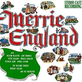 Merrie England (Studio Cast Recording)