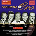 Pack 20 Orquestas de Oro