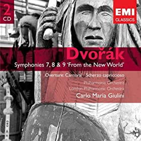 "Symphony No. 9 in E minor B178 (Op. 95), ""From the New World"": IV. Allegro con fuoco"