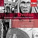 Dvorak: Symphonies Nos 7,8 & 9