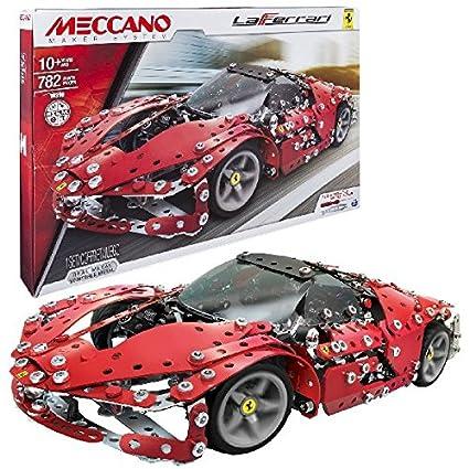 Meccano - 6032900 - Jeu de Construction - Ferrari Laferrari