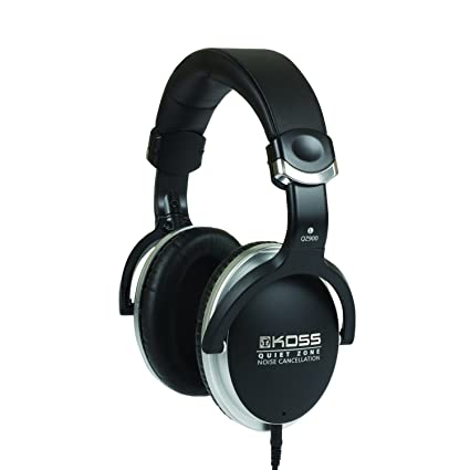 Koss QZ900 Casque à réduction de bruit Actif