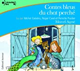 Les Contes Bleus du Chat Perche CD (French Edition)