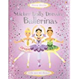 Ballerinas [With Stickers] (Sticker Dolly Dressing)by Leonie Pratt