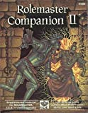img - for Rolemaster Companion II (Rolemaster 2nd Edition Game Rules, Fantasy Role Playing, Stock No. 1600) book / textbook / text book