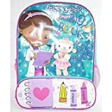 Doc McStuffins 16 inch Backpack - Booboos by Global Design Concepts