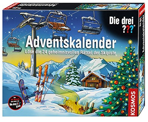 DREI ??? ADVENTSKALENDER 2016