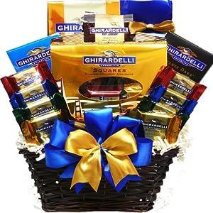 Ghirardelli Chocolate Lovers Gift Basket