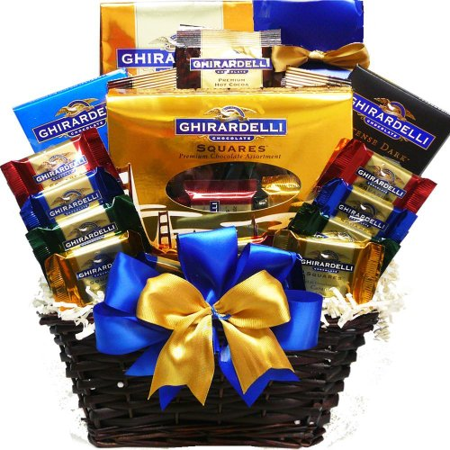 Art of Appreciation Gift Baskets Ghirardelli