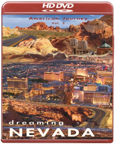 Cover art for  Dreaming Nevada [HD DVD]