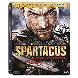 Spartacus (Steelbook) [Blu-ray]