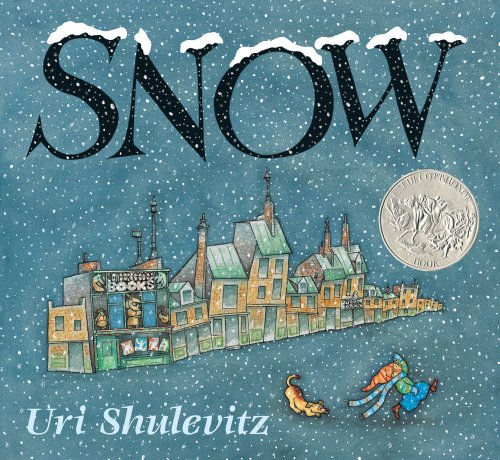 Snow by Uri Shulevitz, available on amazon