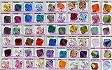 Wholesales LOT 1000 Bicone 3mm 4mm 5mm 6mm Swarovski #5328 Crystal Beads (#1)