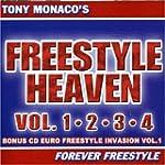 FREESTYLE HEAVEN Volume 1.2.3.4 (5cd)