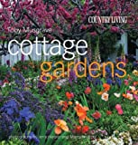 img - for Country Living Cottage Gardens book / textbook / text book