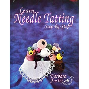 Needle Tatting - Best Needle Tatting Tip: Katy's secret ...