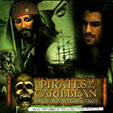 The Curse of the Black Pearl (To the Pirates' Cave)