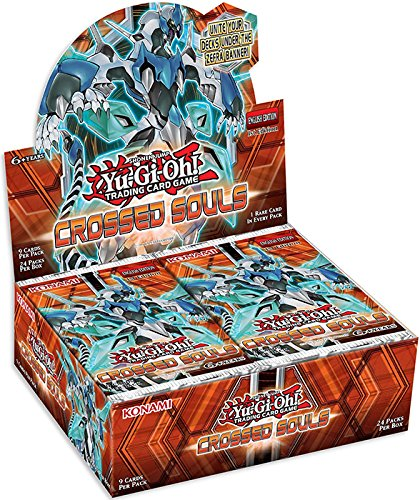 Yugioh Soul of The Duelist Yugioh Crossed Souls Booster