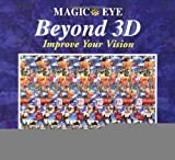 img - for Magic Eye Beyond 3D: Improve Your Vision [Hardcover] [2004] (Author) Magic Eye Inc., Marc Grossman book / textbook / text book