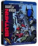 Batman : Assaut sur Arkham  [Combo Blu-ray + DVD - Édition boîtier métal] [Combo Blu-ray + DVD - Édition boîtier métal]