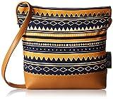 #7: Kanvas Katha Women's Sling Bag (Multi-Colour) (KKSAMZJAN002)