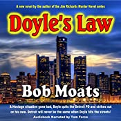 Doyle's Law: Arthur Doyle, P.I. Series, Book 1 | Bob Moats