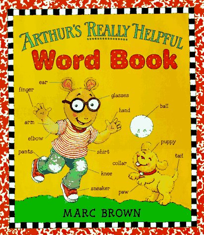 Arthur's Really Helpful Word Book