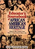 Educators Sourcebook of African American Heritage