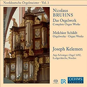 V 3: Complete Organ Works (Nor