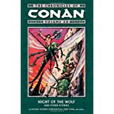 "Night of the Wolf: And Other Stories (Chronicles of Conan)von ""Michael Fleisher"""
