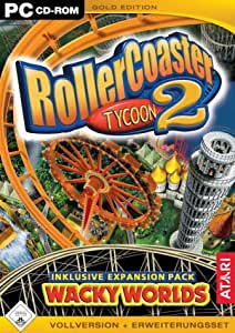 Roller Coaster Tycoon 2 - Gold Edition