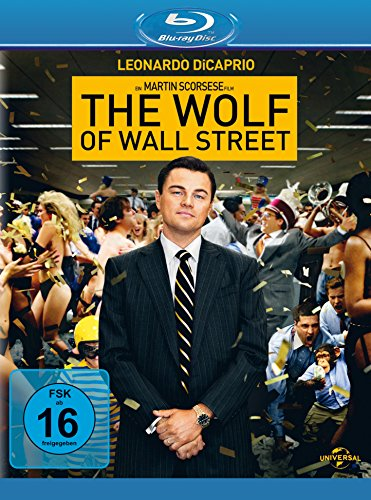 The Wolf of Wall Street [Edizione: Germania]