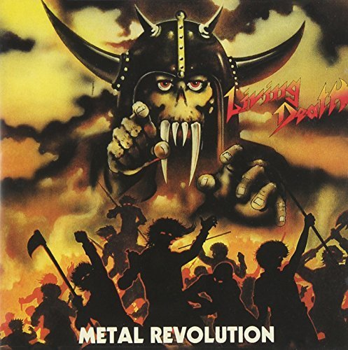 Metal Revolution by LIVING DEATH (2014-03-25)
