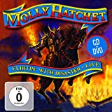 Live - Flirtin' With Disaster [CD + DVD] Molly Hatchet