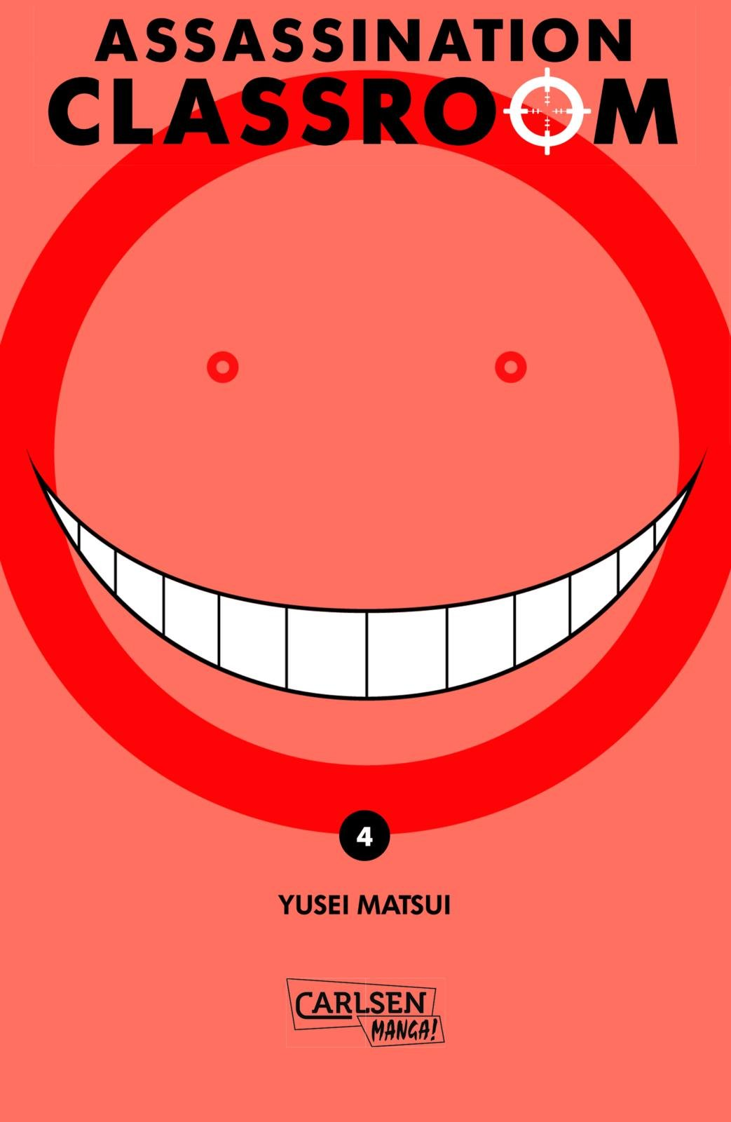 Assassination Classroom, Band 4