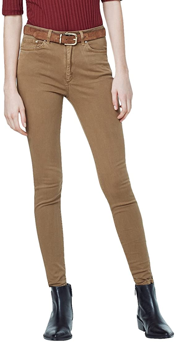 Mango Women's Super Slim-Fit Andrea Jeans
