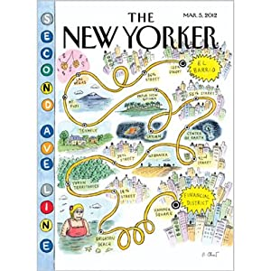 The New Yorker, March 5th 2012 (Nick Paumgarten, Jonah Lehrer, James Surowiecki) Periodical