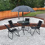 6 Piece Garden Patio Furniture Set